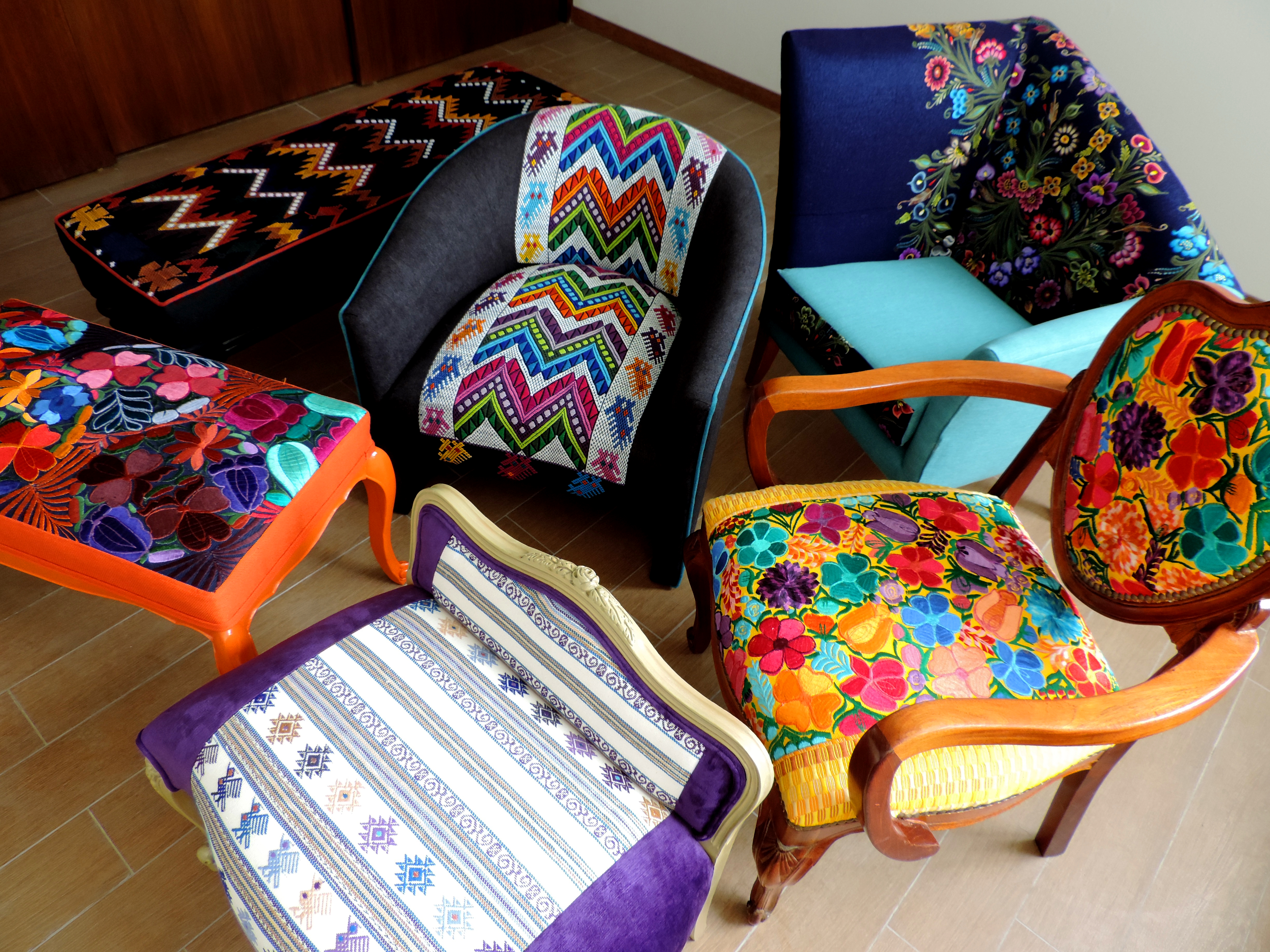 mexico embroidery crafts artcrafts